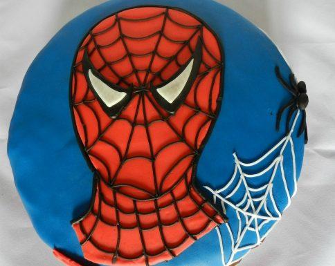 SPIDER MAN CAKE COMPLEANNO DI UN SUPER EROE