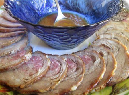 ROLLE' DI VITELLA gustoso piatto della domenica
