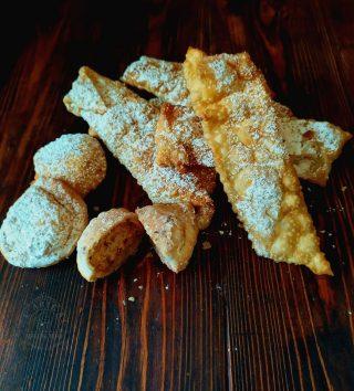 ravioli di ricotta dolci