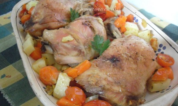 Il pollo della domenica