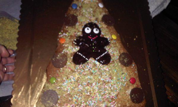 Alberello di Natale con Ginger Bread