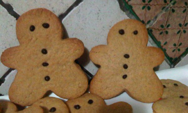 Biscotti Natalizi alla Cannella