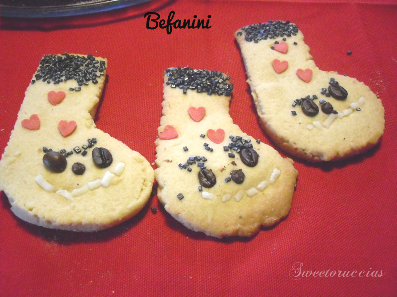 Biscotti Befanini