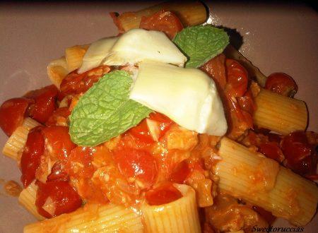 Pasta Tonno e Carciofini Ricetta Estiva