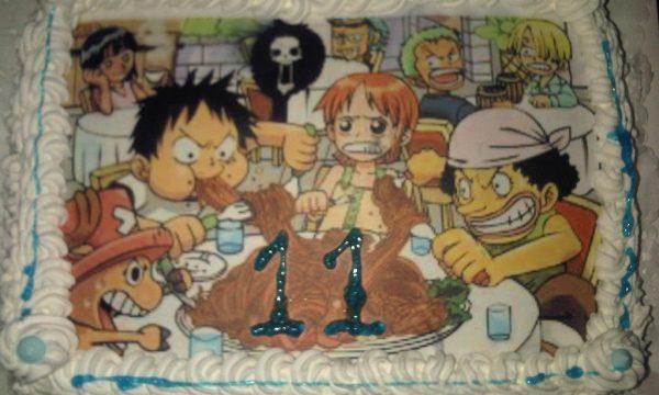 Torta  di Compleanno  a Due Gusti Ricetta