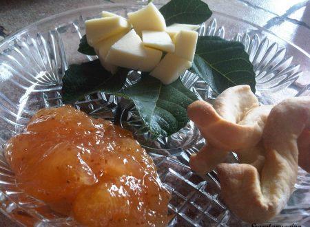 Marmellata di Fichi e Scorzette di Limone