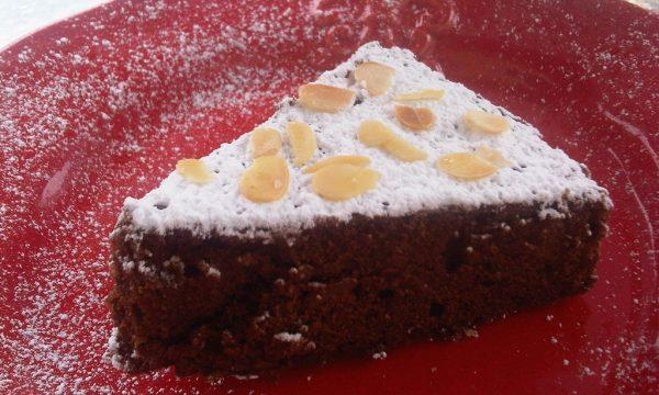 Torta cioccolato Fondente e Rum