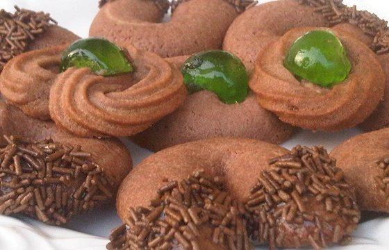 Biscotti Dessert al Burro e Cacao
