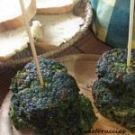 Polpette di Spinaci con Salmone Affumicato