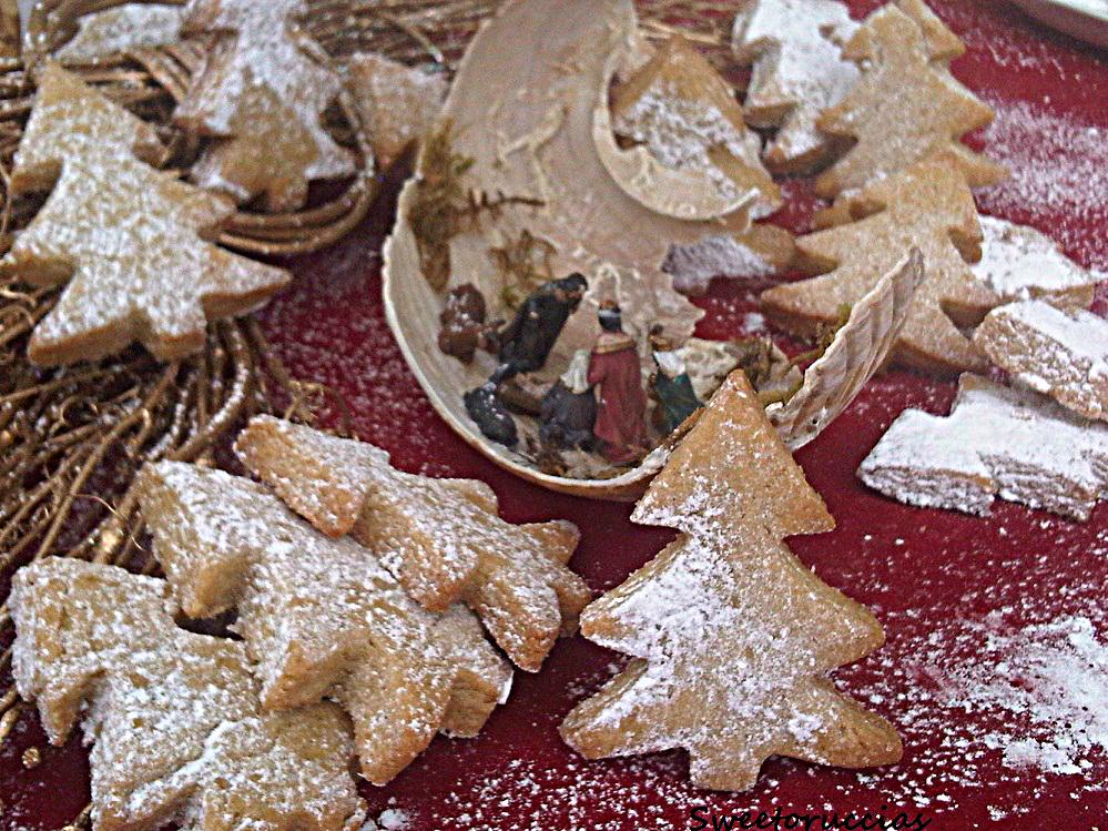 biscotti all'olio ricetta natalizia
