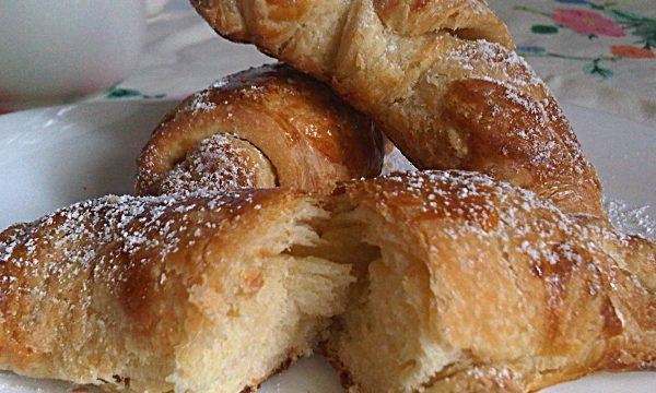 Croissant Sfogliati Ricetta Dolce