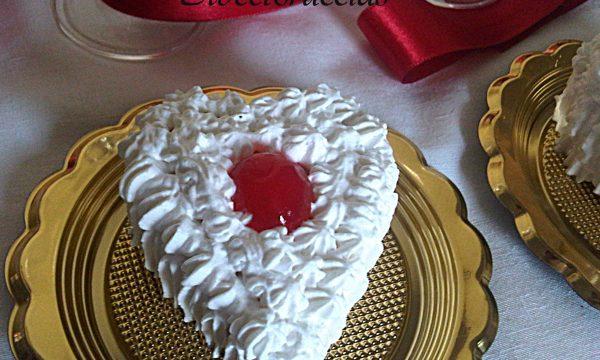 Tortine di San Valentino Farcite Ricetta Dolce