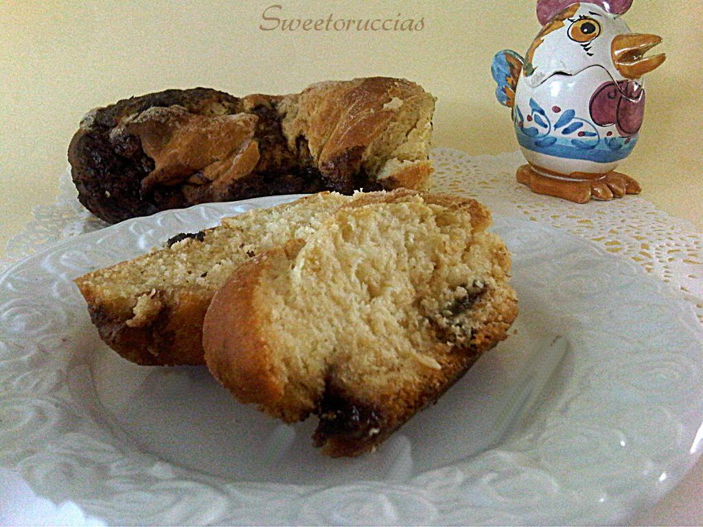 Babka ricetta dolce di Pasqua