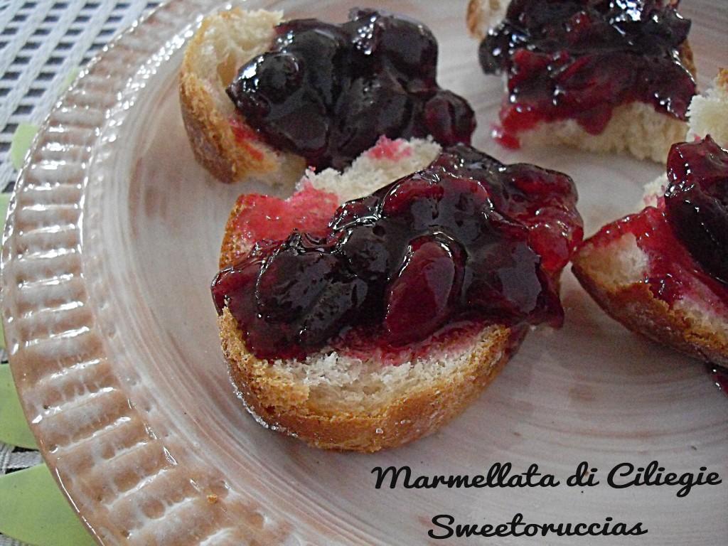 Marmellata di ciliegie Mastrantonio