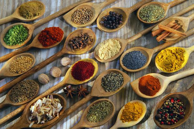 Erbe aromatiche e spezie - Le spezie in cucina ...
