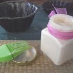 Base antiaderente per gli stampi ricetta home made