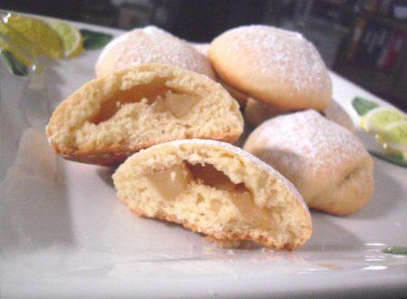 Biscotti cuor di mela home made