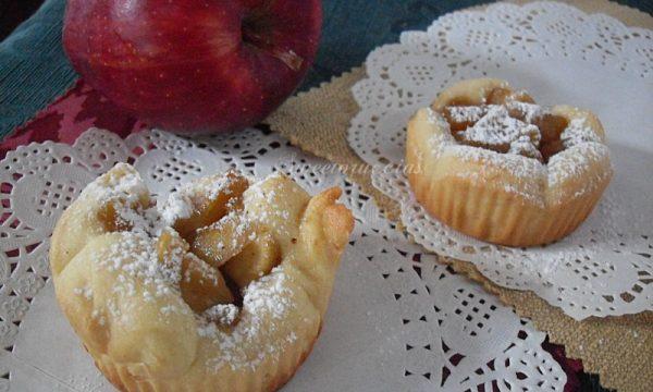 Cestini alle mele