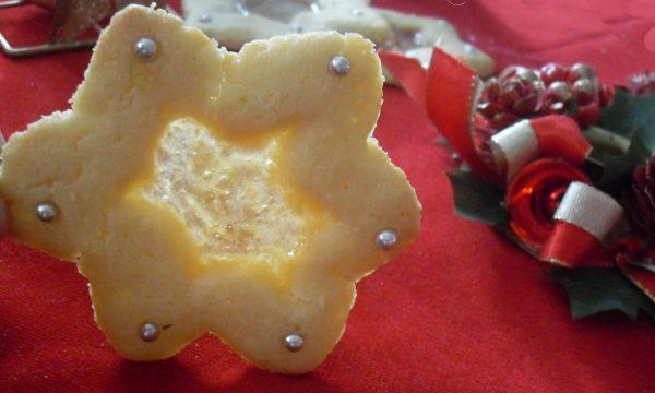 Ricetta biscotti di cristallo