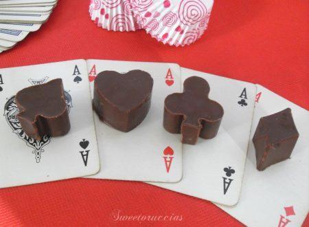 Cioccolatini ricetta home made