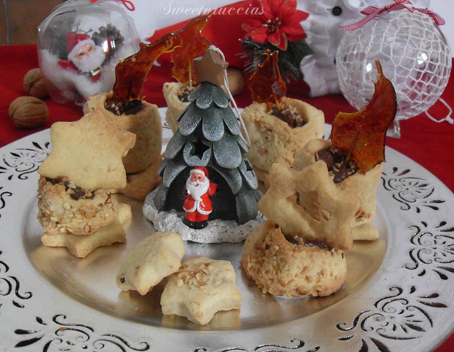 Centrotavola di pasta frolla natalizio for Marchi di pasta da non mangiare