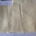 Centrotavola di pasta frolla Natalizio