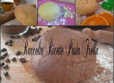 Raccolta ricette base per pasta frolla