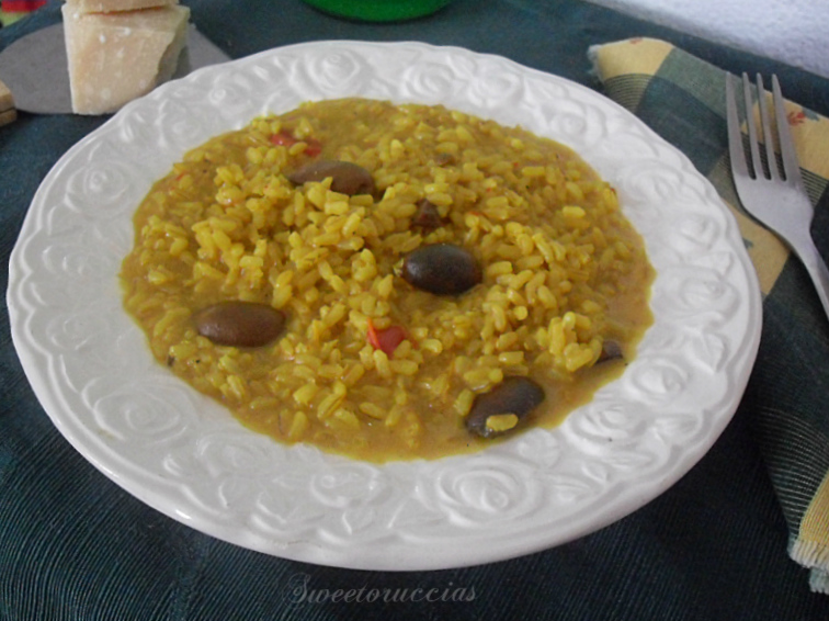 Favoloso Insalata di riso integrale ricetta vegana QA96