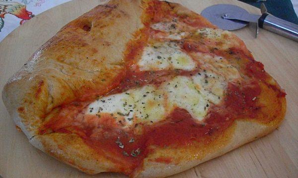 Pizza calzone ricetta sfiziosa