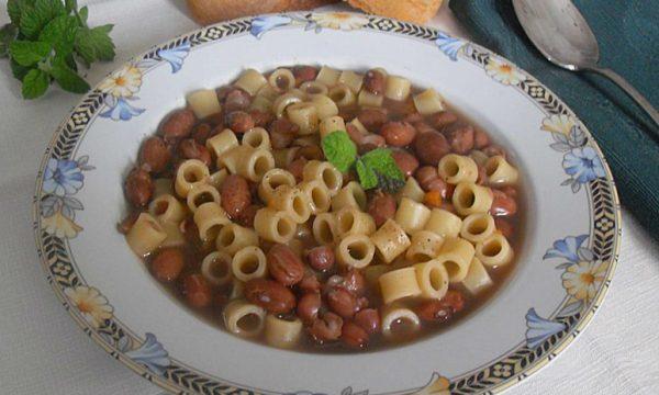 Ricetta pasta e fagioli cremosa