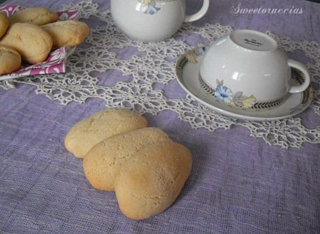 Ricetta biscotti savoiardi