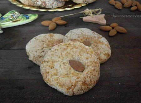 Ricetta biscotti nzuddi catanesi