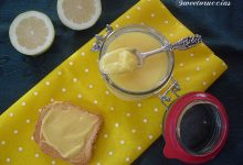 Lemon curd crema a base di limoni