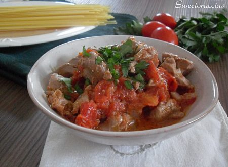 Sugo al tonno fresco ricetta siciliana