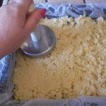 Torta sbrisolona nutella e mascarpone