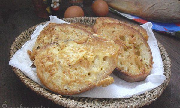 Pane fritto ricetta della nonna