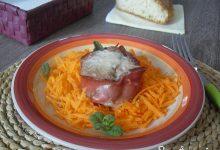 Polpette al forno con pancetta arrotolata