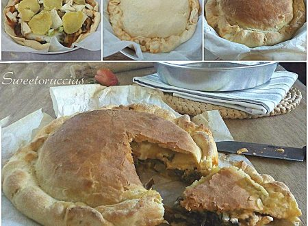 Scacciata con segale al pomodoro ricetta siciliana