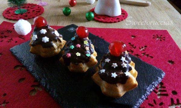 Alberello natalizio con datteri e cannella