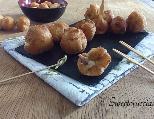 Frittelle all'acciuga ricetta saporita per finger food