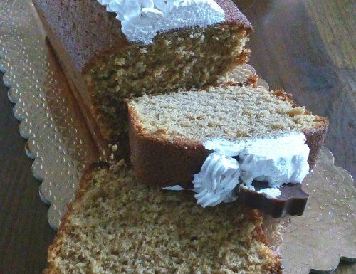 Plum cake al caffe'