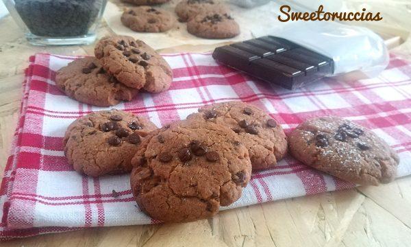 Biscotti con gocce di cioccolato ricetta bimby