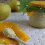 Zucchero aromatizzato al limone con il bimby
