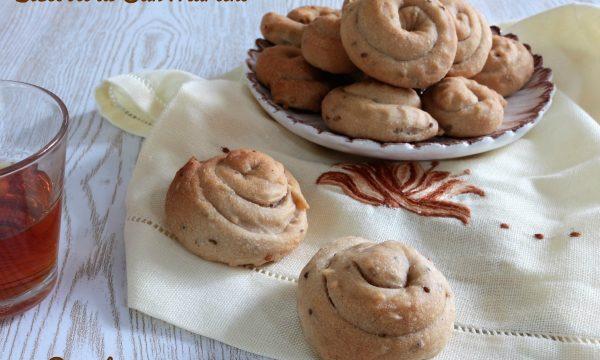 Ricetta biscotti di San Martino