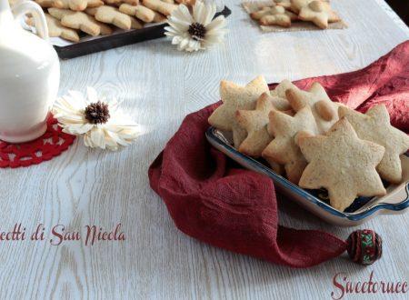 Speculaas biscotti di San Nicola ricetta olandese di Natale