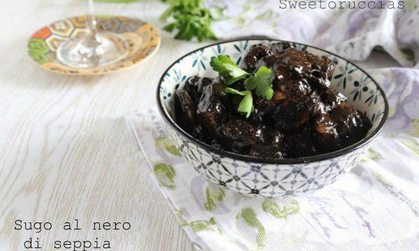 Sugo al nero di seppia ricetta siciliana