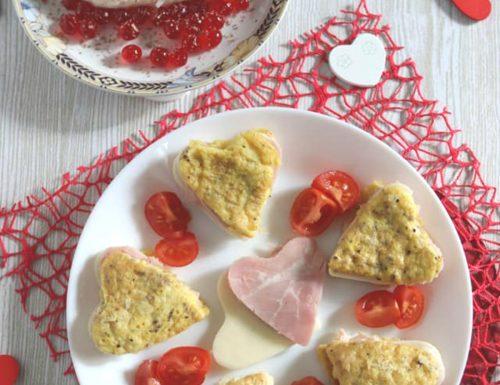 Idee per un brunch a San Valentino