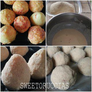 Arancini al ragù ricetta tipica siciliana