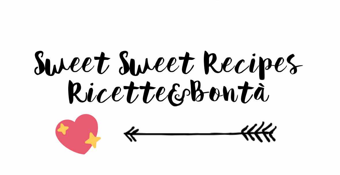 Sweet sweet recipes ❤
