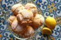 Biscotti morbidi al limone e lavanda